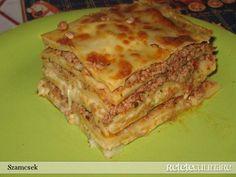 Cea mai buna varianta din tot ce am incercat pana azi! Pizza Lasagna, How To Cook Pasta, Carne, Gluten, Cooking, Ethnic Recipes, Foods, Lasagna, Kitchen