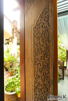 Balinese Style Home