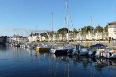 Découverte touristique de Vannes Morbihan Bretagne Concours Photo, Order Of The Day, Brittany, San Francisco Skyline, Boat, Paris, Travel, Gauche, Vicomte