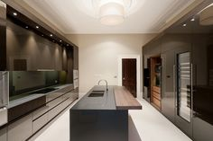 5 bespoke, luxury and individual kitchens for Grosvenor Estates
