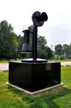 World's Largest Candlestick telephone. In my home town,Bryant Pond, Maine Wyoming, Hampshire, Idaho, Arkansas, Iowa, Washington Dc, Maryland, Illinois, Alaska
