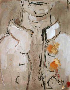 Whisperer II by Carolina Piteira http://www.degreeart.com/painting/carolina-piteira/whisperer-ii