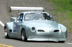 Modded Karmann Ghia