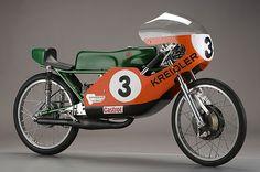 50cc Kreidler road racer