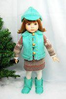 """12"""" Kish Bitty Bethany doll clothes"""