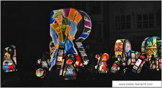 Basler Fasnacht Regional, Great Places, Basel