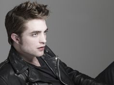 Robert Pattinson como James Dean na AnOther Man Magazine