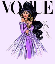 6 Hayden Williams - princesas Vogue