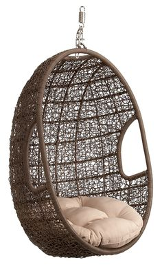 hanging cocoon chair perfect for reading