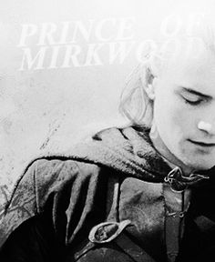 I don't think the LOTR movies ever mentioned that Legolas was from Mirkwood.  Which is why it's always fun to have read the books first!