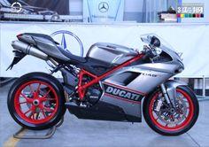 Ducati 848 Evo - Crome Edition - Special edition
