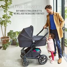 We LOVE a good deal! Order your Nuna Jett stroller & get a FREE bassinet! 🙌🏻 Link in Bio 👈🏻 Stroller Board, Convertible Stroller, New Parents, Be Perfect, Bassinet, New Baby Products, Baby Strollers, Babe, Future