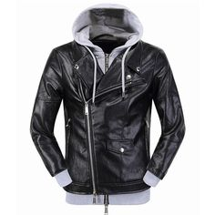 http://fashiongarments.biz/products/black-color-slim-fit-short-hooded-leather-jacket-mens-motorcycle-pu-leather-biker-jacket-male-with-hood-plus-size-xxxl/,    ,   , fashion garments store with free shipping worldwide,   US $81.29, US $81.29  #weddingdresses #BridesmaidDresses # MotheroftheBrideDresses # Partydress
