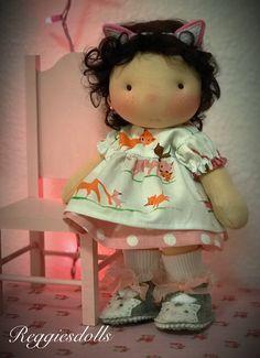 Cupcake Dolls, Waldorf Dolls, Custom Dolls, Cute Pattern, Perfect Party, Beautiful Dolls, Art Dolls, Doll Clothes, Craft Supplies