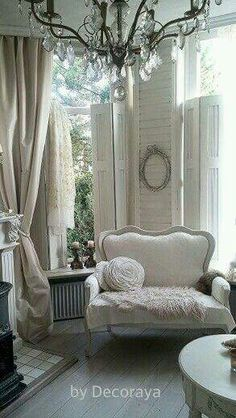 shabby french chic...                                                                                                                                                                                 More