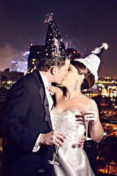 Praise Wedding » Wedding Inspiration and Planning » New Year's Eve Wedding Theme