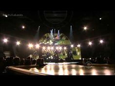 Keith Urban performs 'For You' at the 2012 Academy of Country Music Awards