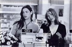 Liv Tyler & Renee Zellweger, Empire Records '95