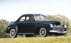1946 Ford Super DeLuxe Business Coupe | The Charlie Thomas Collection 2012 | RM Sotheby's