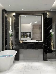 In a modern bathroom, we can see that design can be art, can be aesthetics, and simple yet elegant. Founded in 2014, Design Hub Interior Design & Decoration with a primary goal of achieving maximum client-satisfaction is among the top interior design firms with projects all around the region.