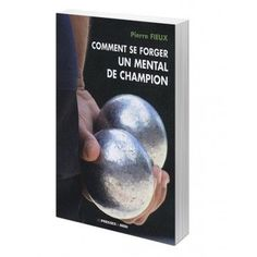 Anyone having even a little experience of competition pétanque knows that is one of the most mentally demanding of sports Mental Strength, Champions, Boutique, Like4like, Books, Competition, Sports, Art, Wood
