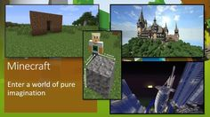 30 ideas for using Minecraft in the classroom