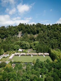 Furnas Lake Forest Living, previously Furnas Lake Villas is a complex of ten modern villas located in the stunning volcanic Furnas basin in São Miguel island, Azores. The villas are made from locally grown Japanese cedar wood, the trees having been introduced to the islands 200 years ago.