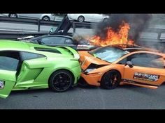 Cool Lamborghini 2017: Cool Lamborghini 2017: Best Car Fails and Crashes 2016 - Expensive Crashes... Ca... Car24 - World Bayers Check more at http://car24.top/2017/2017/03/05/lamborghini-2017-cool-lamborghini-2017-best-car-fails-and-crashes-2016-expensive-crashes-ca-car24-world-bayers/