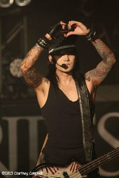 Ashley Purdy, Black Veil Brides