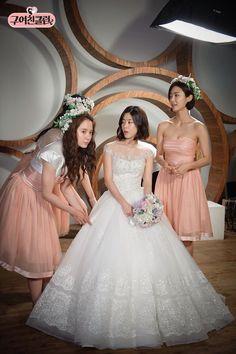 Ex girlfriend club Ex Girlfriend Club, Lee Yoon Ji, Byun Yo Han, Harry And Hermione, Hallyu Star, Bridesmaid Dresses, Wedding Dresses, Ex Girlfriends, Viera