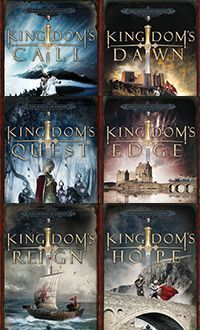 he Kingdom Series by Chuck Black doreen harrison Character building book series
