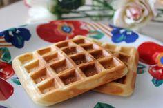 Ricetta Waffles - Cucina con Buddy