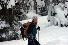 Backcountry skiing destinations in Canada.