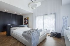 B House - Picture gallery #architecture #interiordesign #bedroom