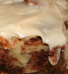 German Apple Cake - moist and delicious and almost as good the day after. Outstanding recipe!