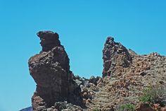 """""""La Matrona"""". El Teide. Tenerife. Islas Canarias. Spain.  [By Valentín Enrique]"""