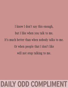 """Better Talk"""