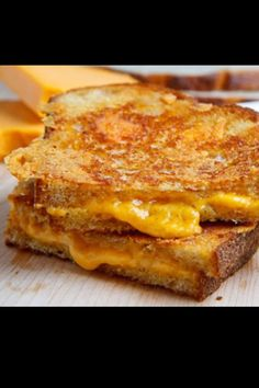 Grilled cheese with French toast... This was a regular at the breakfast buffet on our Jamaican vacation... Amazing with or without syrup