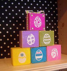 Easter Egg Blocks