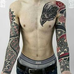 INK Tattoo Slevee