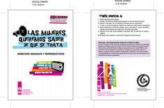Campaña 2010.   LOS DERECHOS SEXUALES Y REPRODUCTIVOS SON DERECHOS HUMANOS - campaña 2010  Las mujeres –en todas las etapas de la vida- tienen derecho a gozar de una sexualidad libre y sin riesgos, a elegir ser madres o no, a acceder a servicios de salud sexual y reproductiva de calidad, a recibir información clara, y a vivir libres de toda forma de violencia y coerción. http://www.feim.org.ar/derechos.html