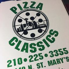 So good! They deliver! Julians doesn't...  #pizza #sanantonioeats