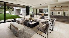 McClean Design ha Diseñado la Casa San Vicente: Una Casa Contemporánea en forma de L   Decorar tu casa es facilisimo.com