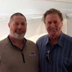 """Steve """"Lefty"""" Carlton at the Breakfast with a BIG Leaguer event in 2015 at the BIG Vision Sports Complex"""