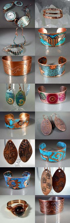 Handcrafted Wearable Art by studiovdesigns on Etsy