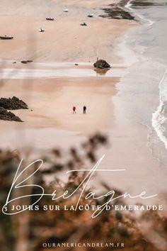 Bretagne | 3 jours le long de la Côte d'Émeraude #bretagne #france #dinard #cotedemeraude Excursion, Beach Trip, American, Movie Posters, Travel, Inspiration, Sweet, Blog, Ideas