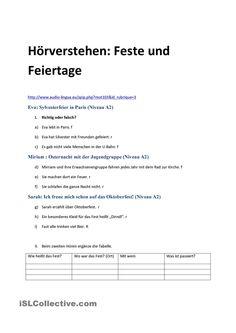 Arbeitsblatt: Personenbeschreibung Weihnachtsmann | Kostenlose ...