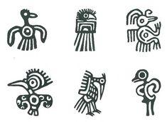 Dibujos precolombinos - Imagui