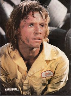Look at Mark-- so sweet and dirty! Mark Hamill Luke Skywalker, Star Wars Luke Skywalker, Corvette Summer, I Still Love Him, Voice Acting, Star Wars Film, Best Actor, American Actors, Beautiful Boys