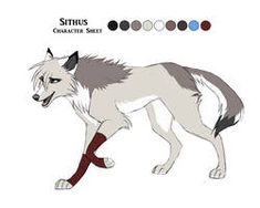 (notitle) - Check this out - Chien Cute Wolf Drawings, Cartoon Drawings Of Animals, Cartoon Art Styles, Animal Sketches, Anime Furry, Anime Wolf, Wolf Character, Character Design, Character Sheet